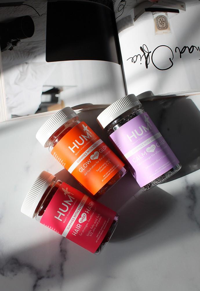 HUM Nutrition Calm Sweet Calm, Glow Sweet Glow, Hair Sweet Hair review