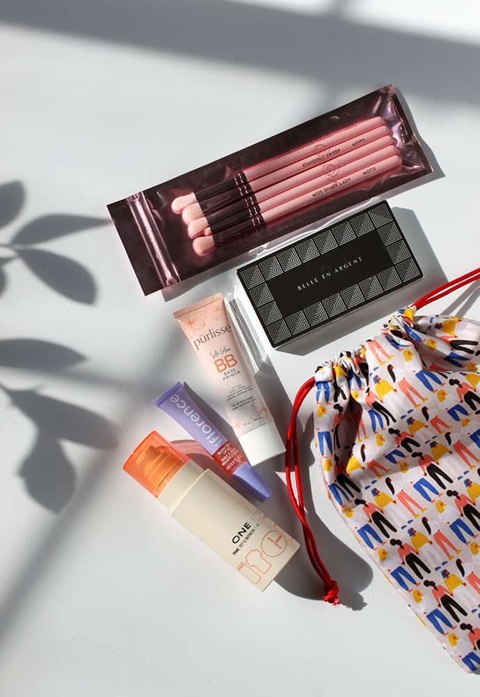 Ipsy Glam Bag Plus March 2021 Unboxing & Review