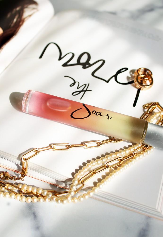 A Girl's Gotta SPA! Soar Perfume review