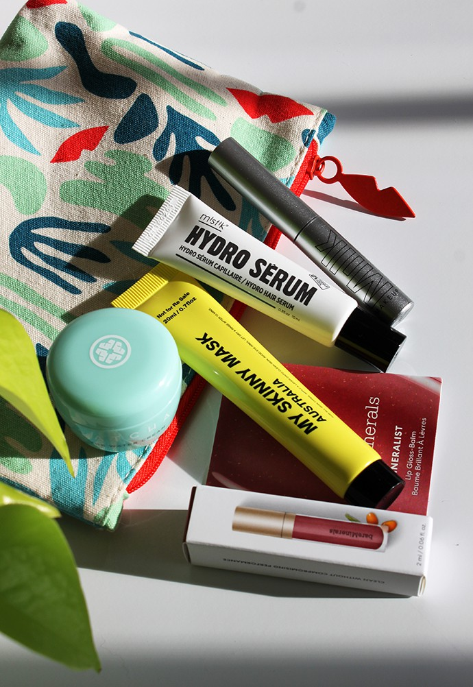 Ipsy Glam Bag April 2021 Unboxing & Review