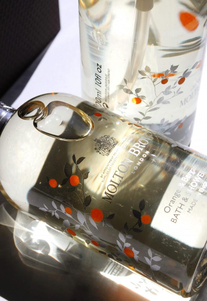 Molton Brown Orange & Bergamot Collection Review
